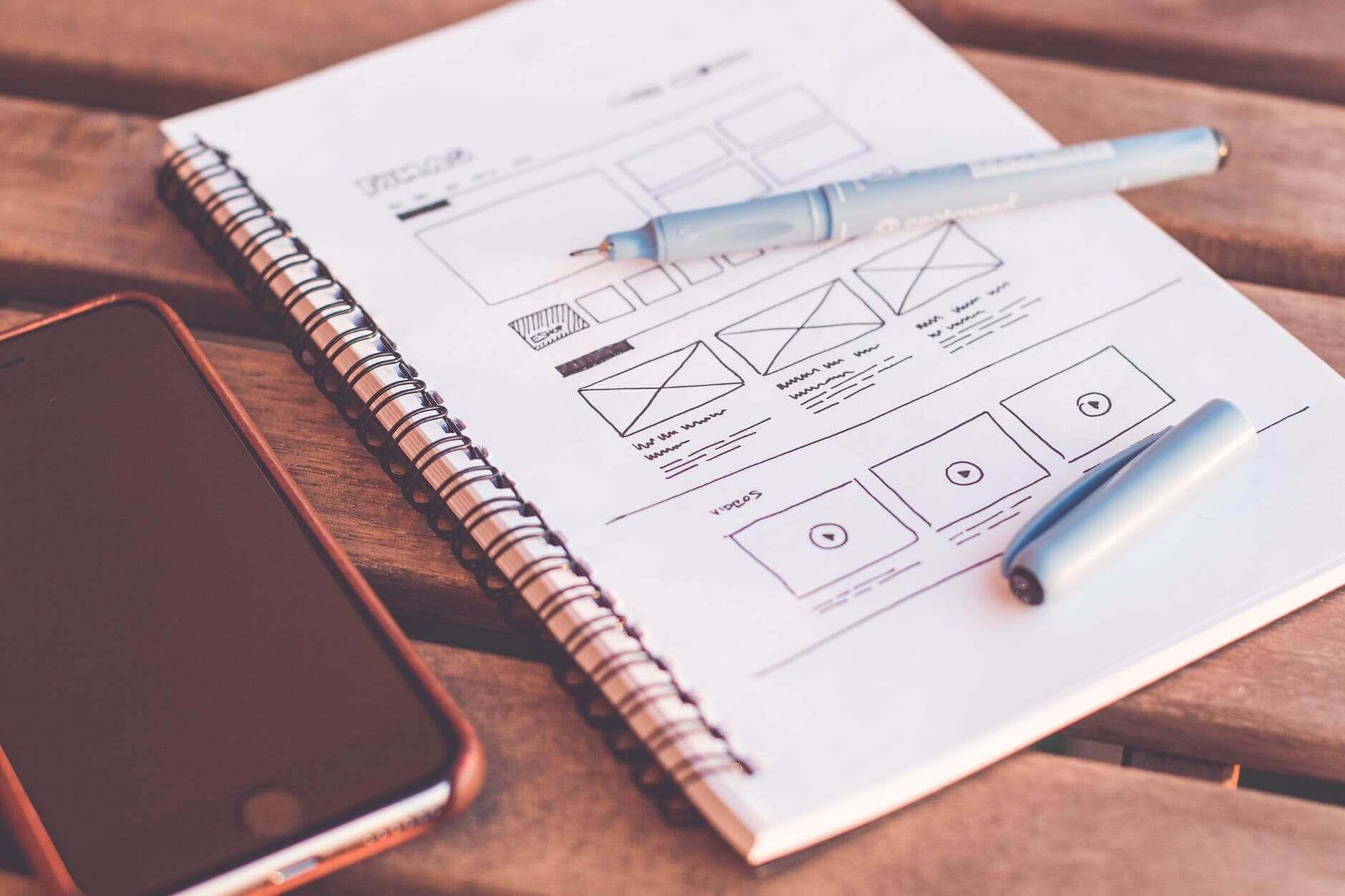 6 Huge Trends For Navigation Menus In Responsive Web Design Fireart Studio