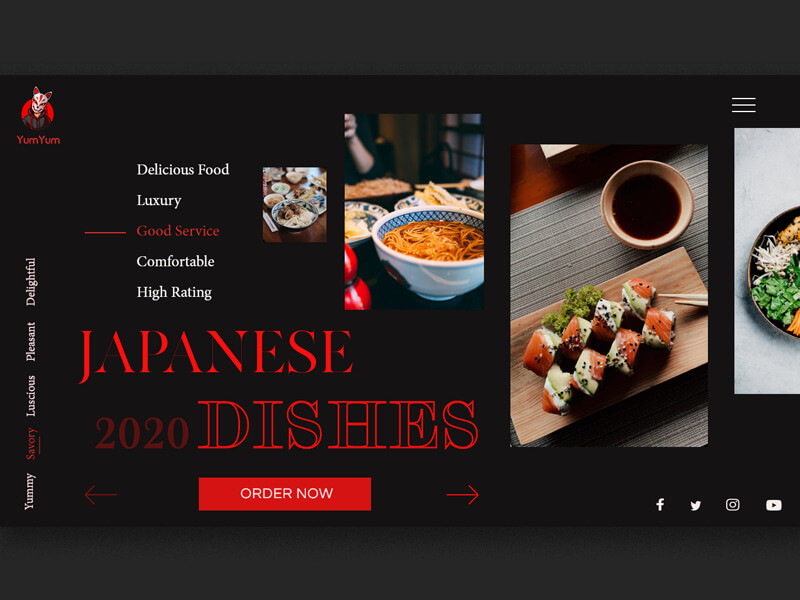 Japanese Minimalism in UI Design for Digital Products 25