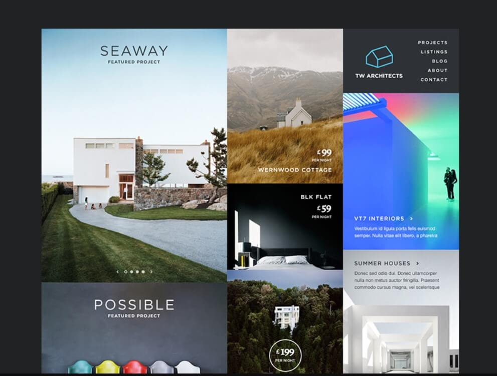 Modern Website Design Trends with Examples and Tips for Designing a Website 25