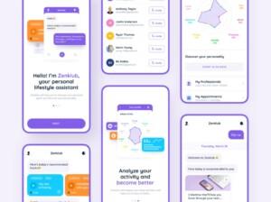 Mobile App Design Trends 2020: Comprehensive Collection 18