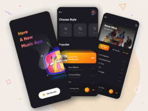 Dark Mode in UI Design for Mobile Apps: Beauty Born in the Darkness 20
