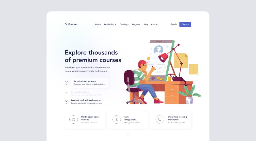 E-Learning Software Development 21
