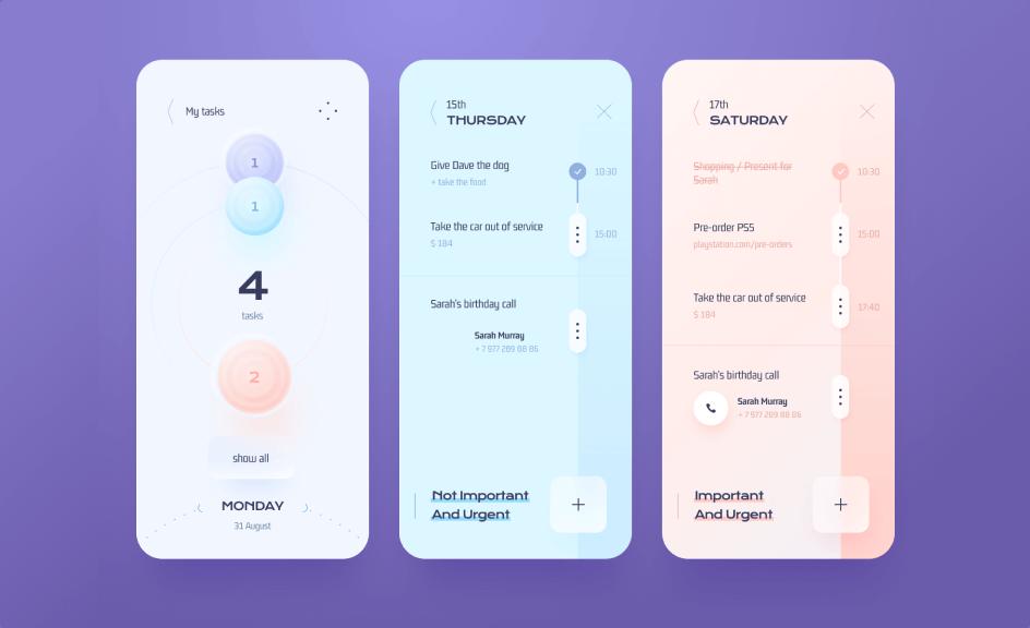 User Interface Design and Development 23