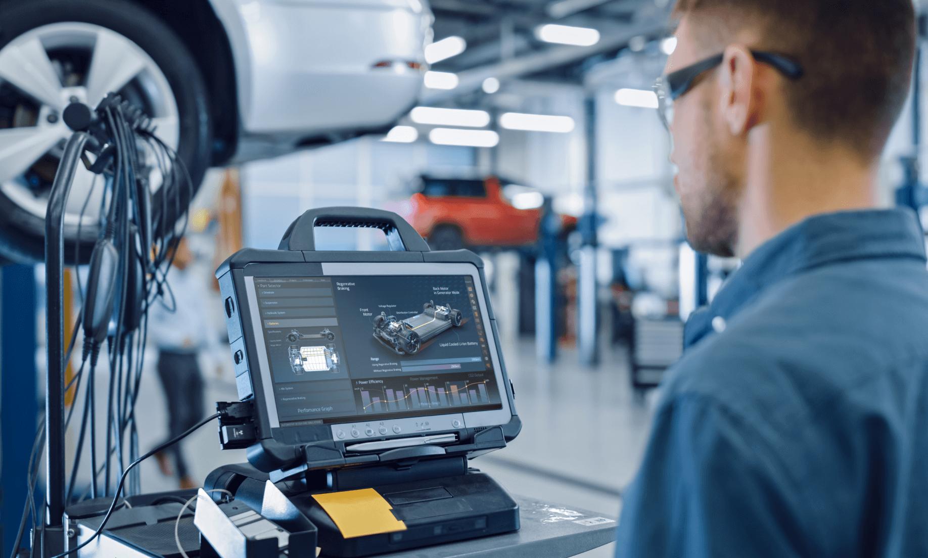 Automotive Software Development Services 37