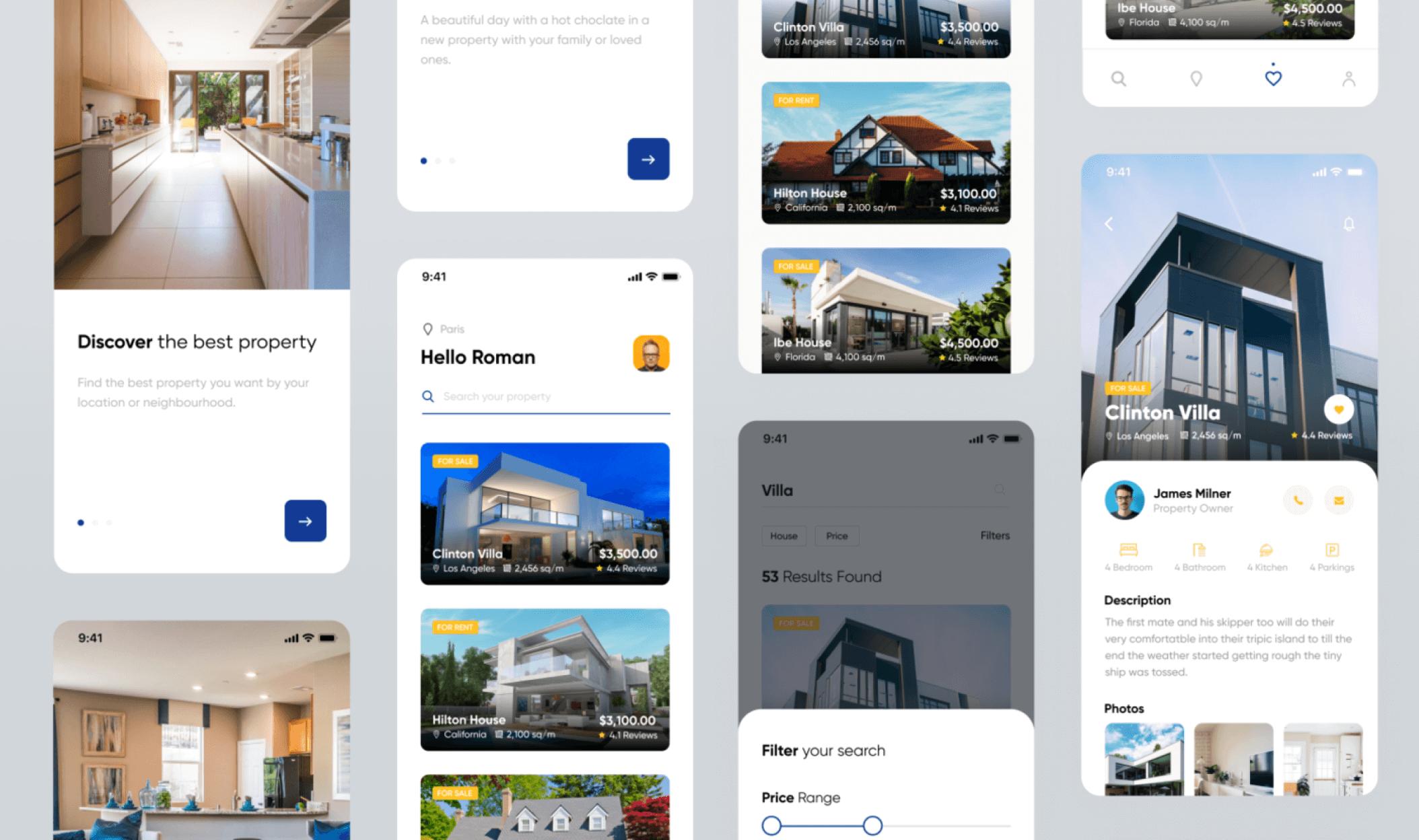 Real Estate Mobile App Development 25