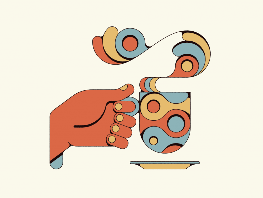 Trending Illustration Styles for 2021: Reflecting The Epoch 26