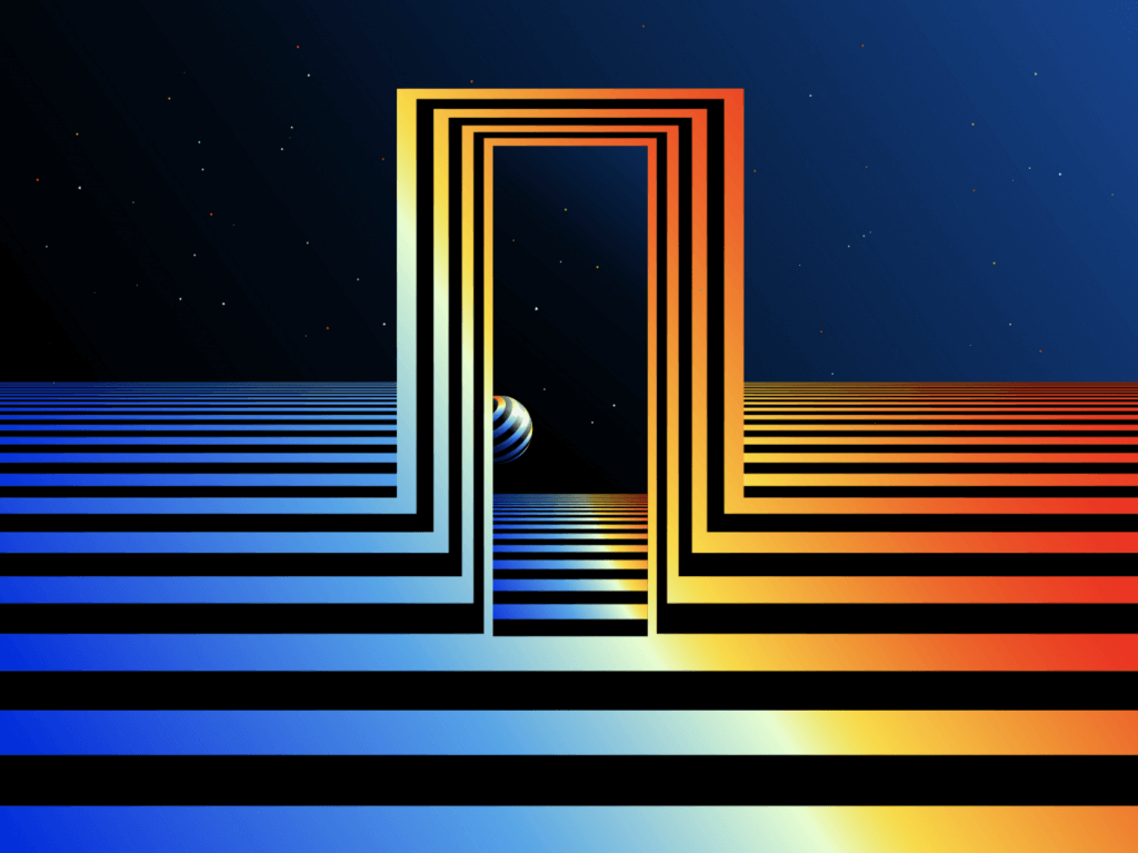 Trending Illustration Styles for 2021: Reflecting The Epoch 18