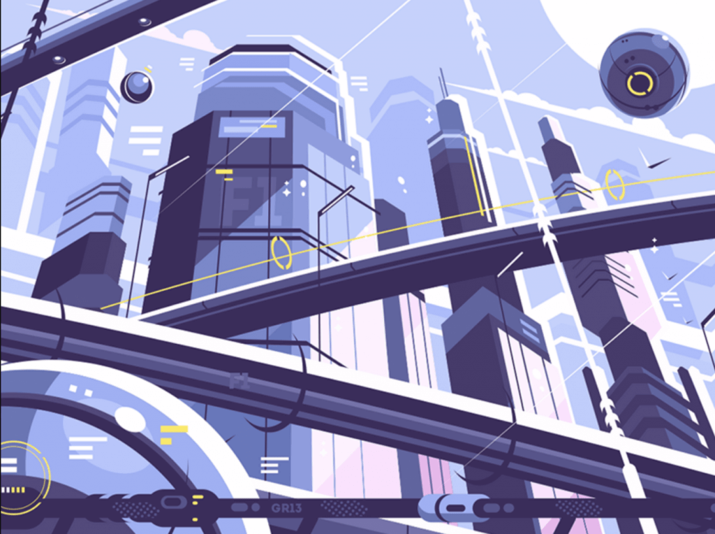 Trending Illustration Styles for 2021: Reflecting The Epoch 20