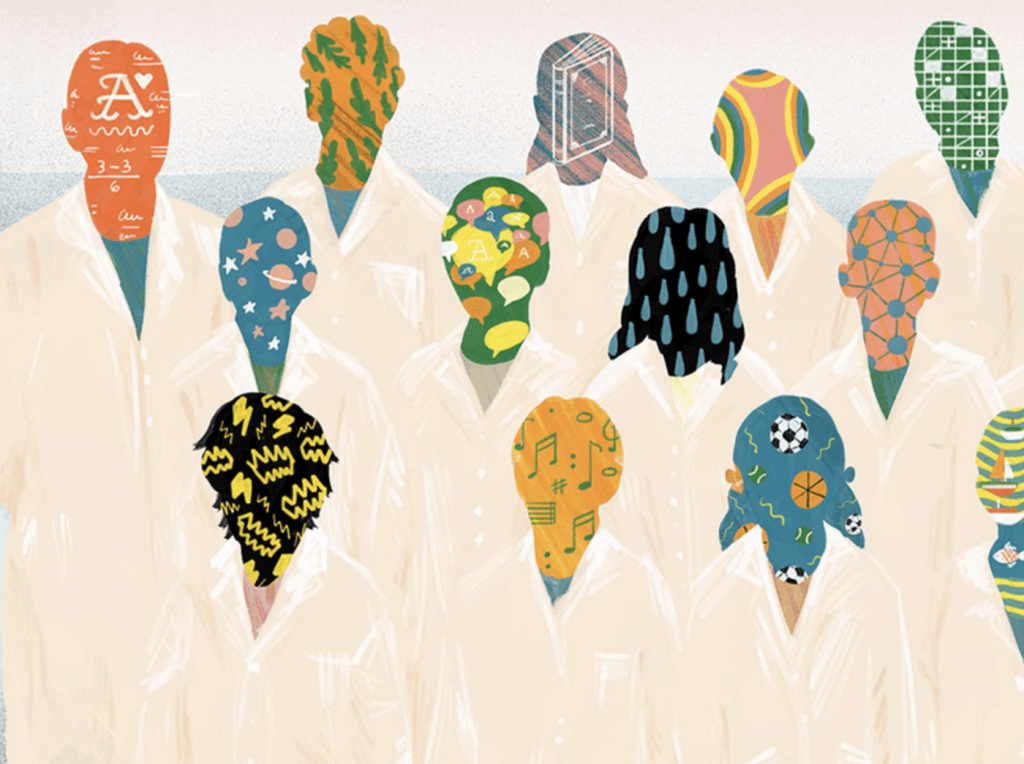 Trending Illustration Styles for 2021: Reflecting The Epoch 24