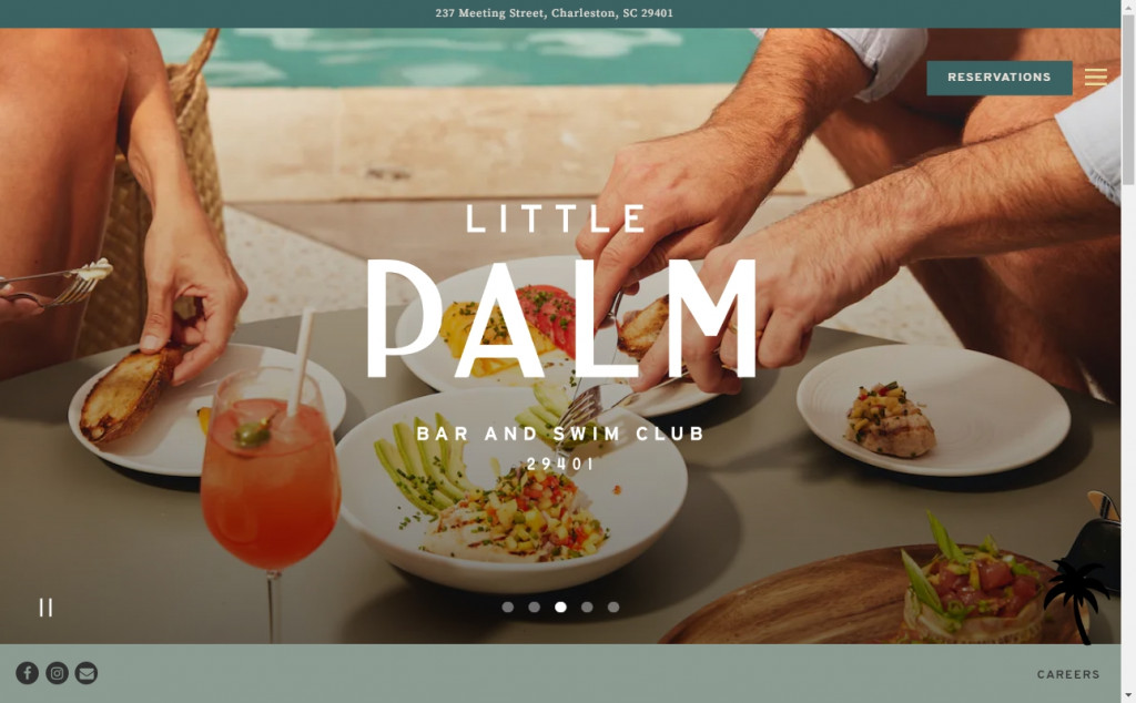 Beige Web Page Designs To Inspire You 17