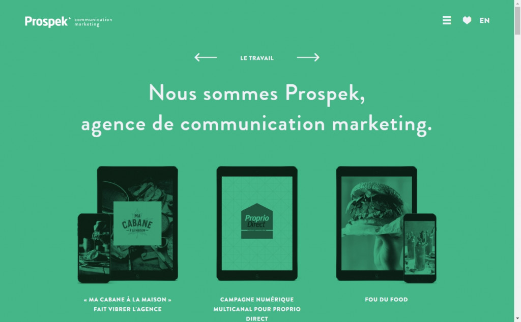 Lime Web Page Design Inspirations 17