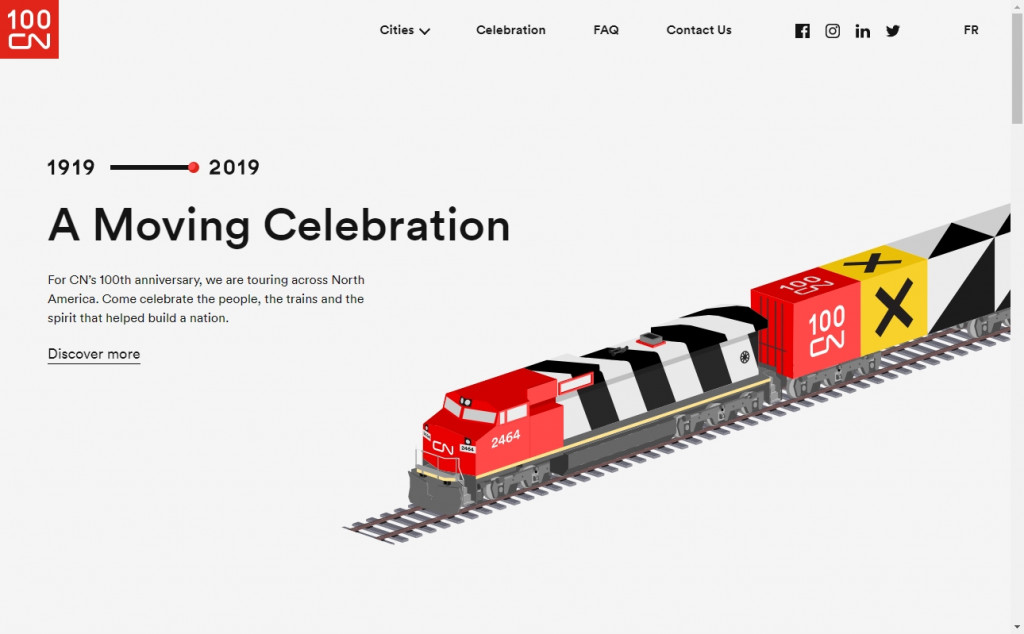 Red and Yellow Color Web Page Design Inspirations 17