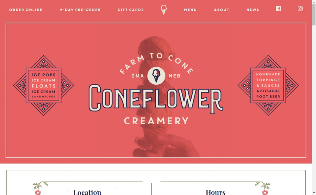 13 Beautifully Designed Red and White Websites 17
