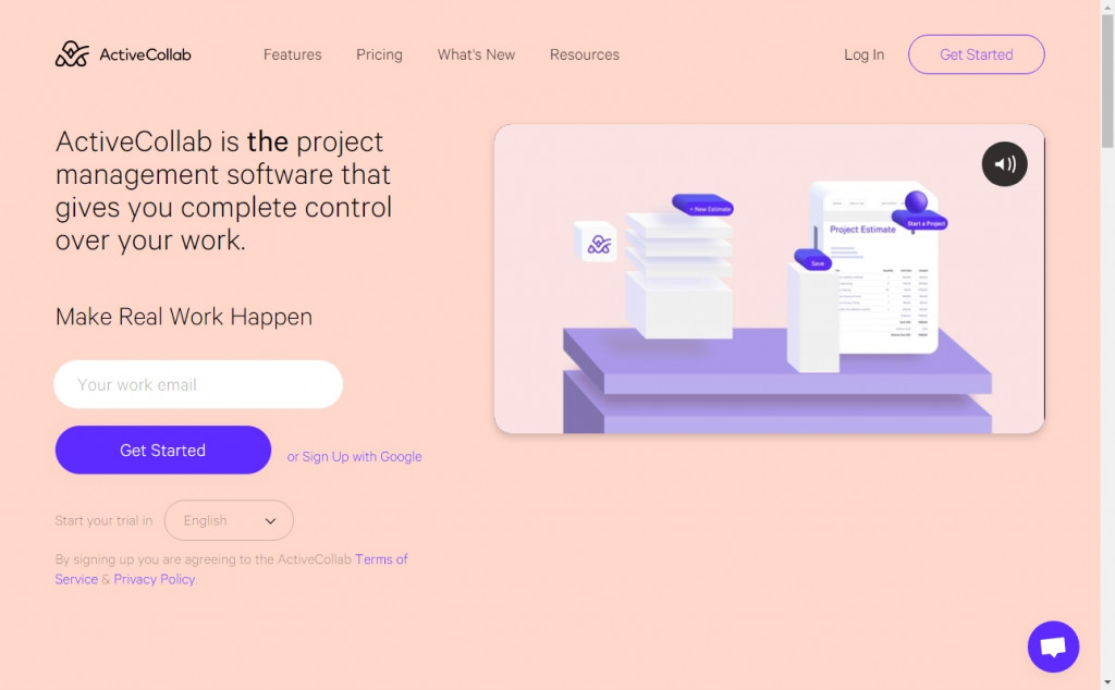 Wonderful Blue and Pink Web Designs for Inspiration 17