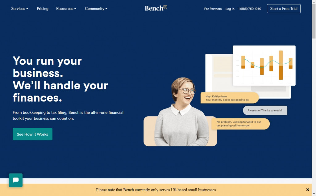 Wonderful Blue and Gold Web Designs for Inspiration 17