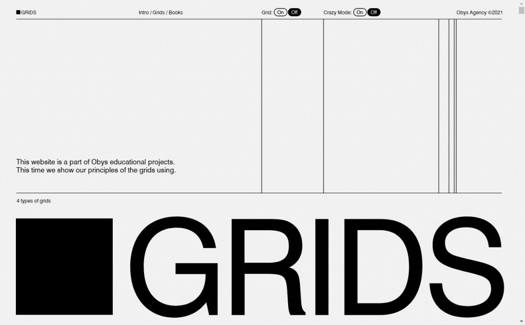 Grey Website Design Inspirations 18