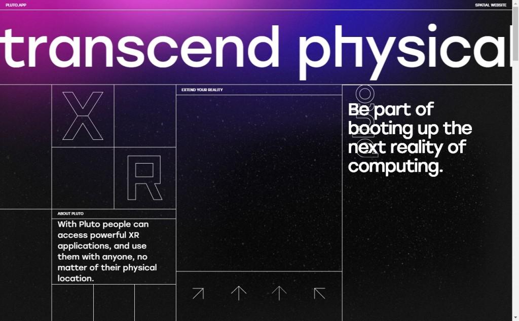 Purple Website Designs with Amazing Color Strategies 18