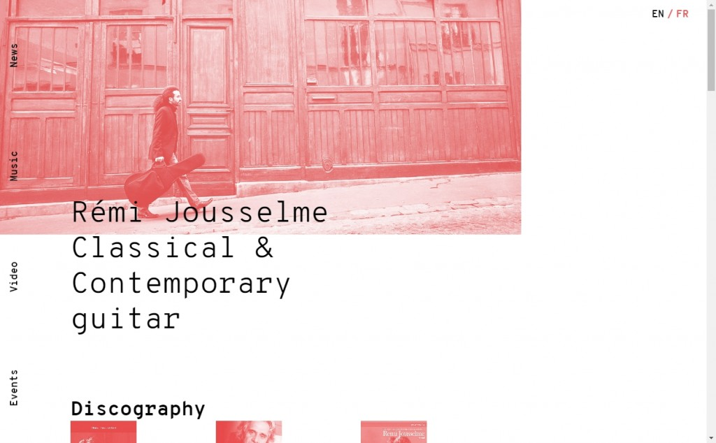 13 Beautifully Designed Red and White Websites 18