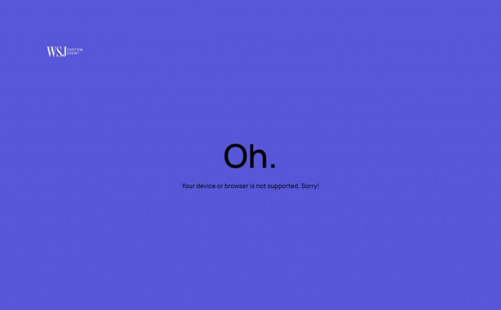 Purple Website Designs with Amazing Color Strategies 27