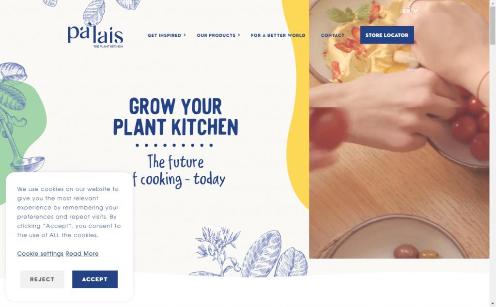 12 Beautifully Designed Blue Websites 21