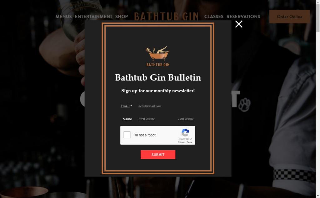 11 Beautifully Designed Black and Orange Websites 26