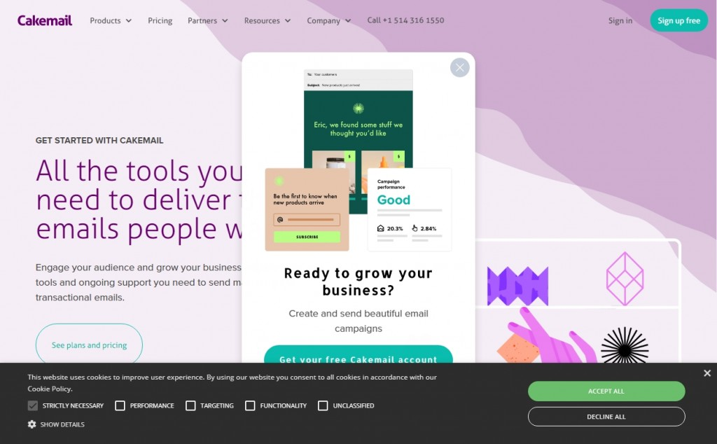 Wonderful Blue and Purple Web Page Designs for Inspiration 26