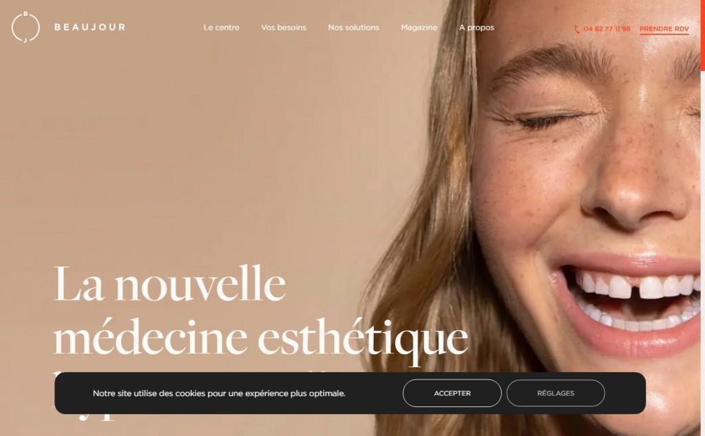 16 Beautifully Designed Brown Websites 22