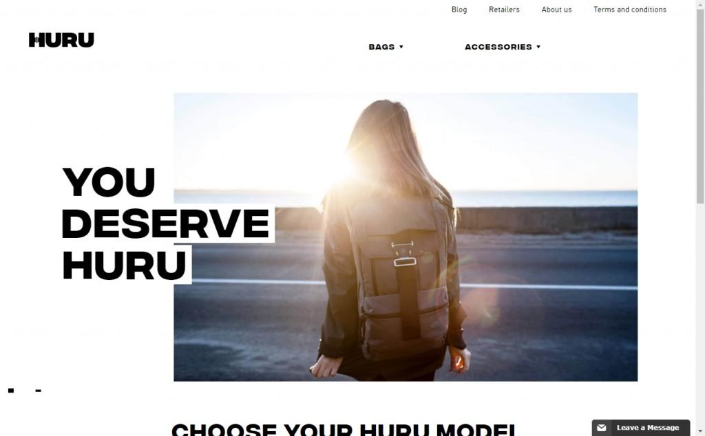 13 Beautifully Designed Black and White Websites 23