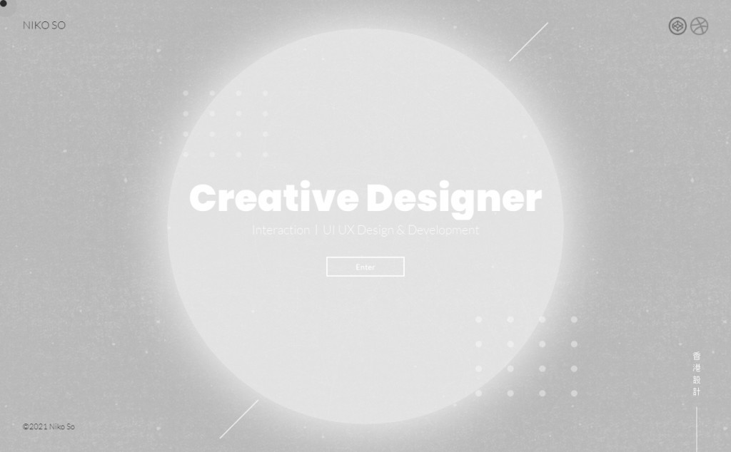 Grey Website Design Inspirations 28