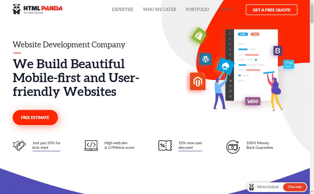 13 Beautifully Designed Red and White Websites 29