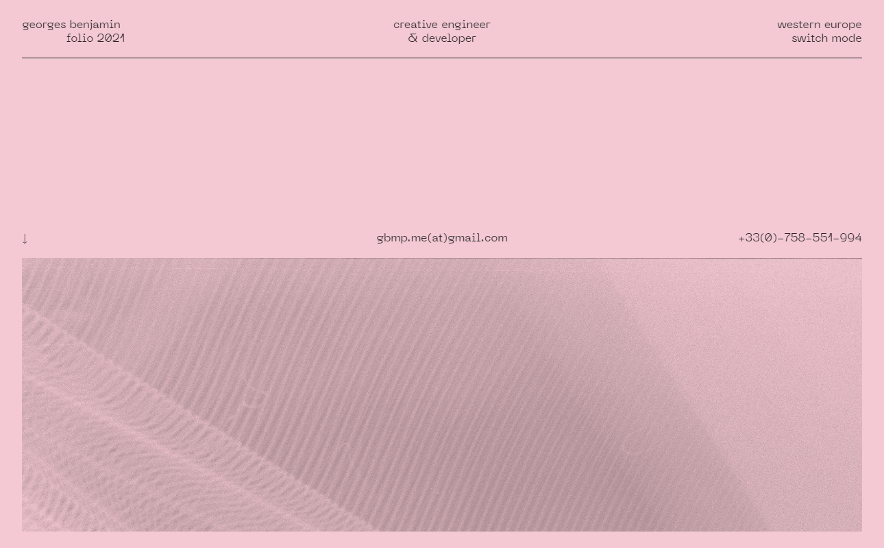 Pink Website Designs with Amazing Color Strategies 22