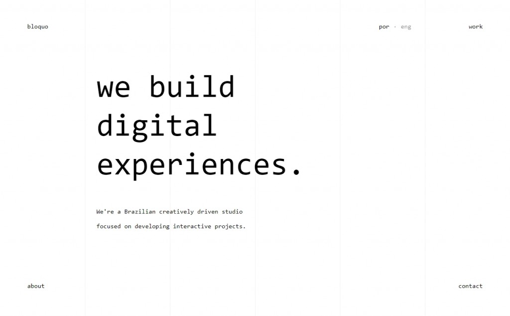 Beautifully Designed Light Websites 23