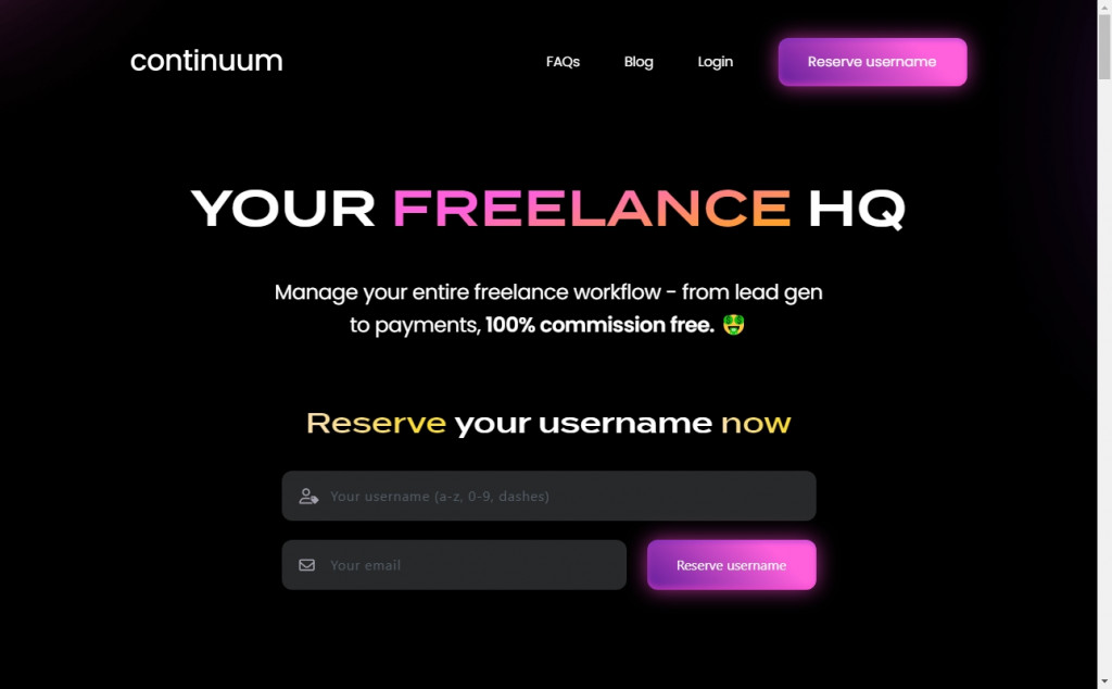 Purple Website Designs with Amazing Color Strategies 31
