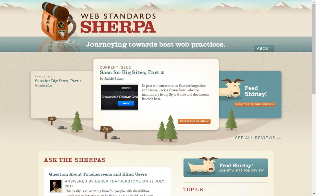 Chocolate Website Designs with Great Color Strategies 31