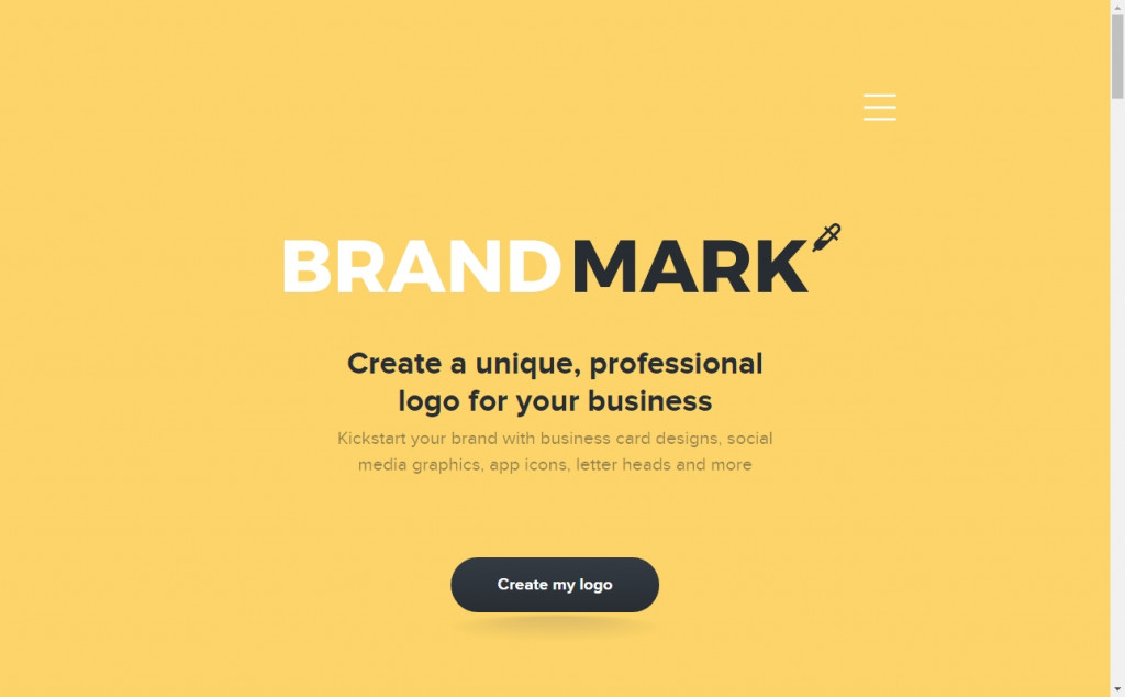 Gold Web Page Design Inspirations 27