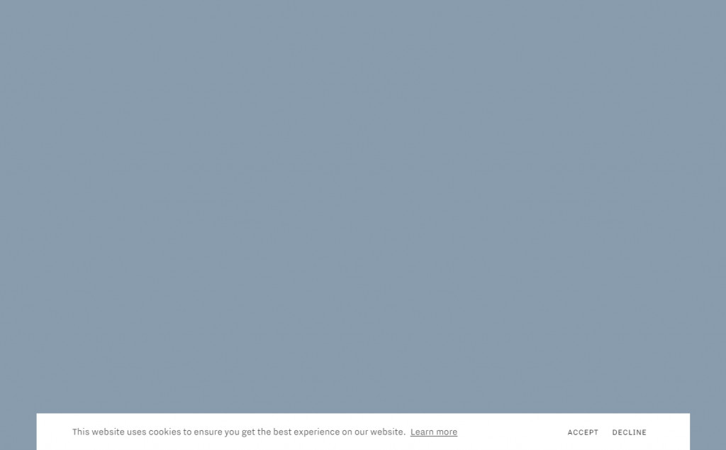 12 Beautifully Designed Blue Websites 22