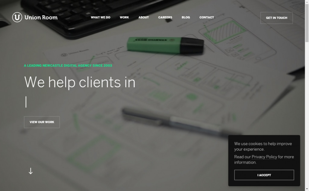 Best Black and Green Websites Design Ideas – Web Design Inspirations 29