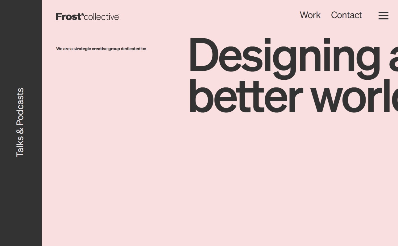 Pink Website Designs with Amazing Color Strategies 24