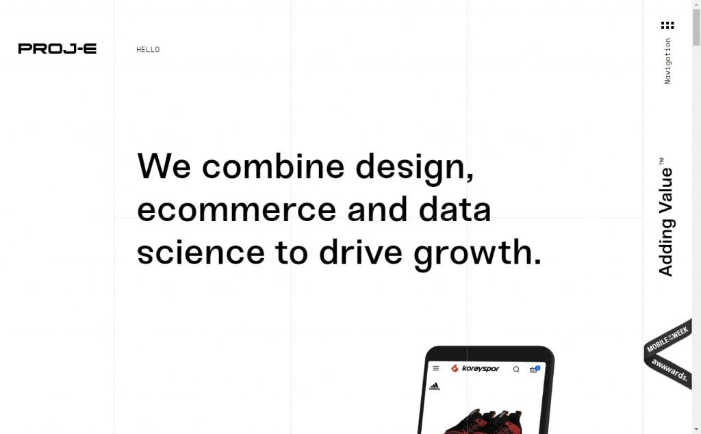 Beautifully Designed Light Websites 25