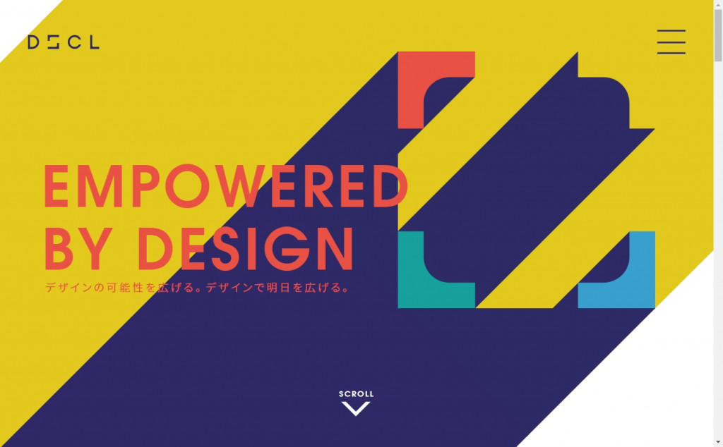 Gold Web Page Design Inspirations 29