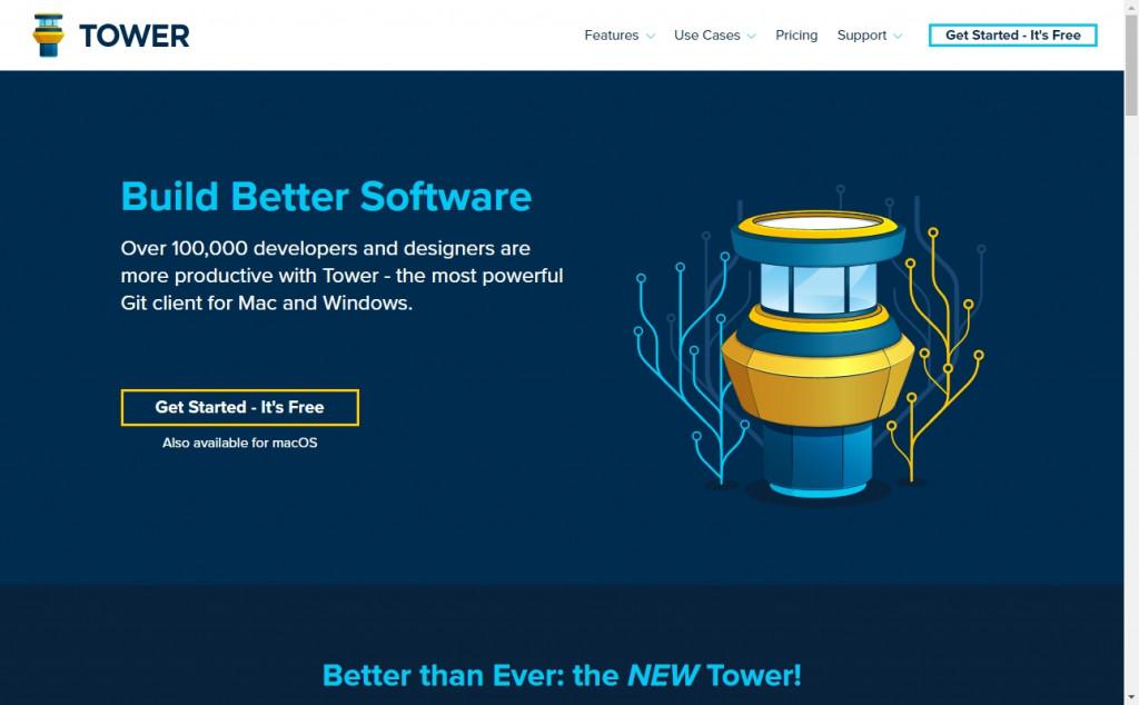 Navy Blue Color Web Design Inspirations 29
