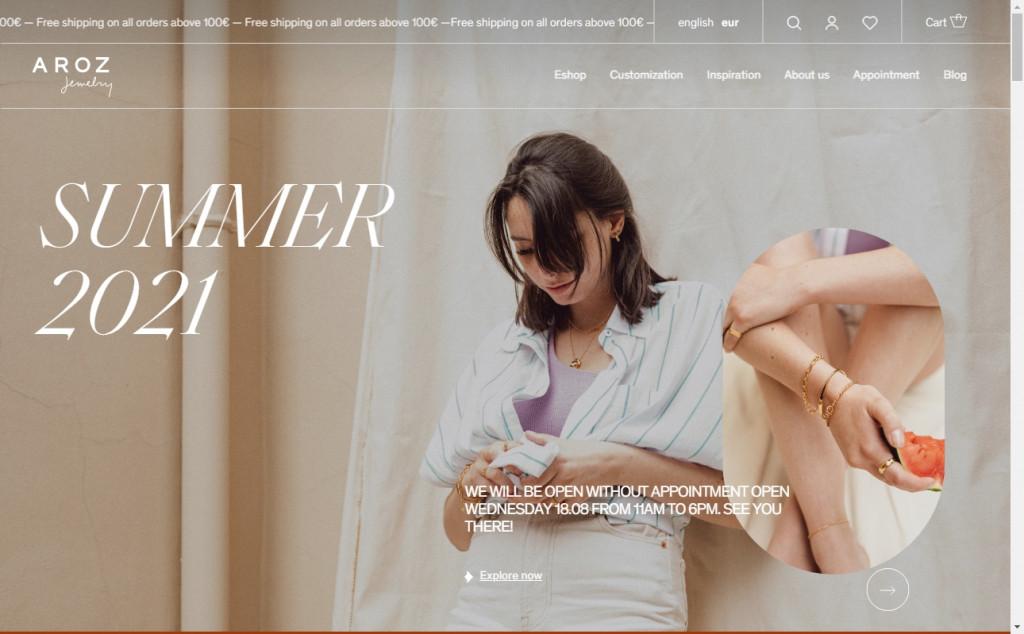 16 Beautifully Designed Brown Websites 26