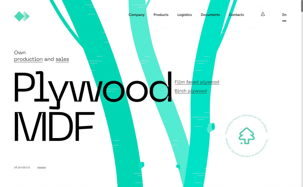 20 Beautiful Green Web Designs for Inspiration 18
