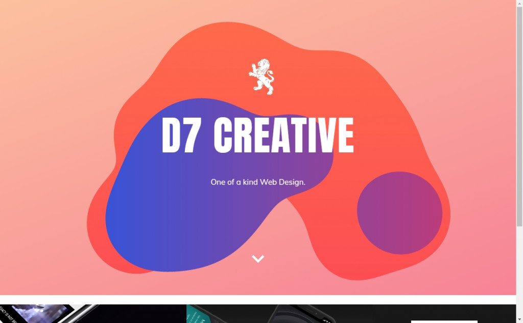 Red and Yellow Color Web Page Design Inspirations 19
