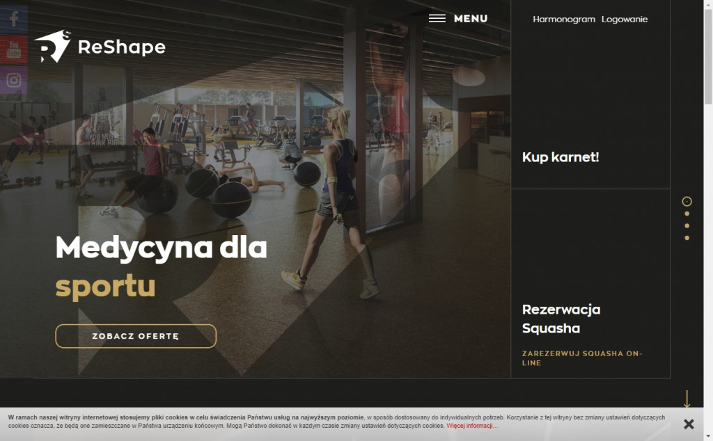 Black and Yellow Website Designs To Inspire You 19