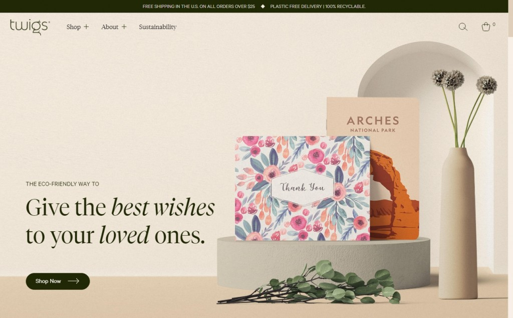 16 Beautifully Designed Brown Websites 27