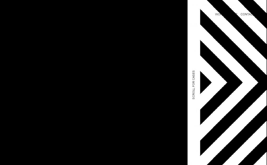 13 Beautifully Designed Black and White Websites 26