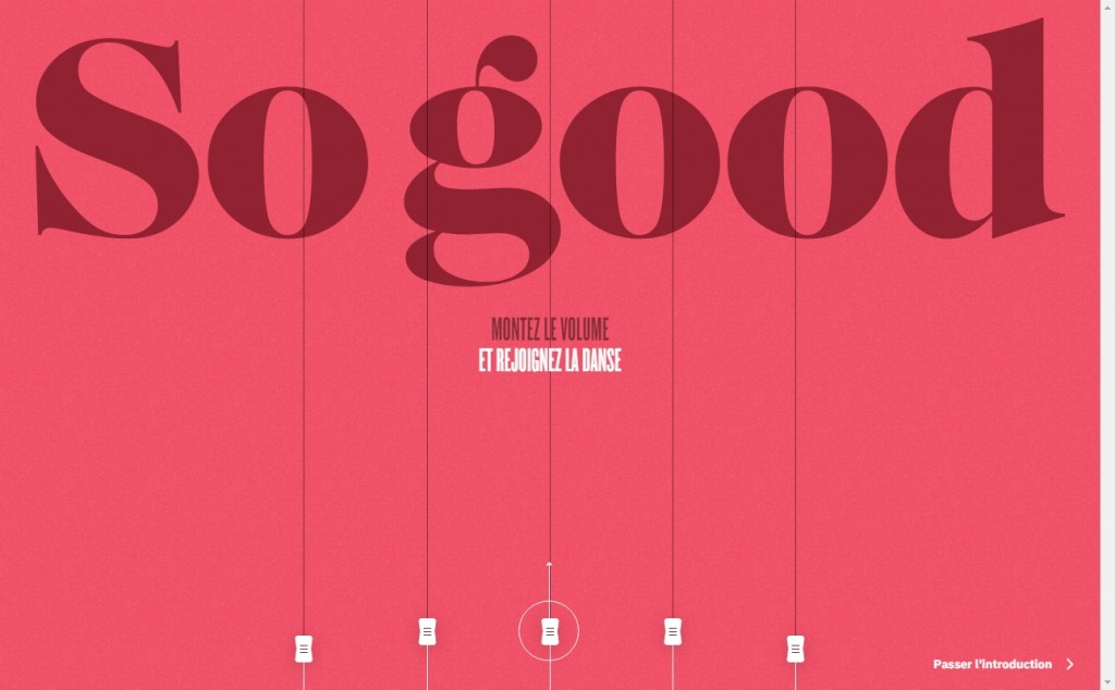 Gorgeous Red Web Page Designs for Inspiration 22