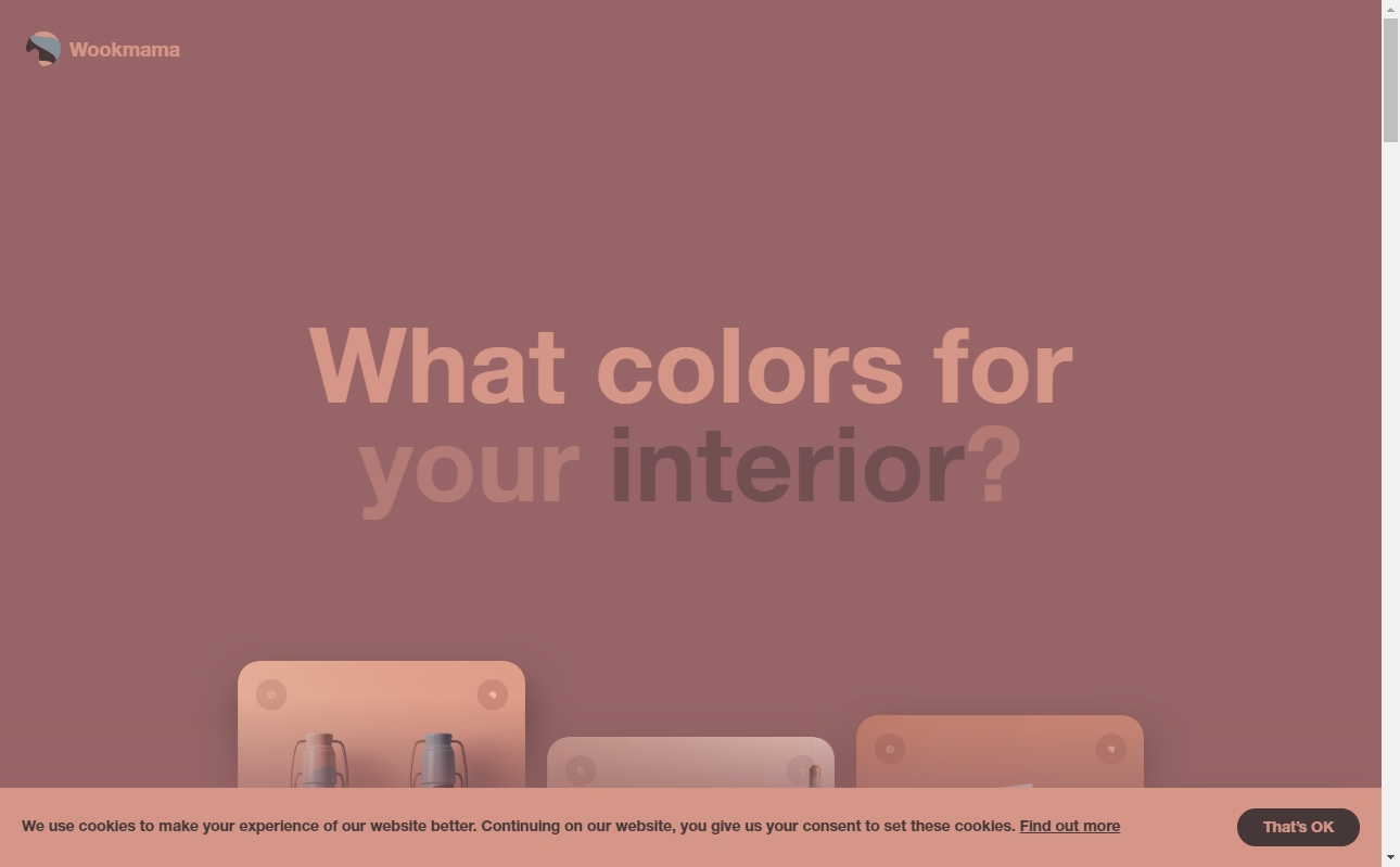 Pink Website Designs with Amazing Color Strategies 27