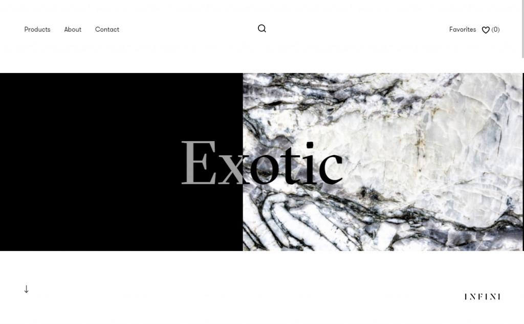 13 Beautifully Designed Black and White Websites 29